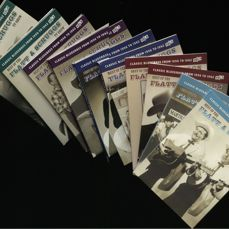 The Best of the Flatt and Scruggs TV Show, Volume  1 - 10 - A complete DVD set !!
