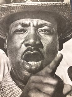 Unknown - Martin Luther King, c.1966