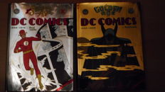 The Silver Age Of DC Comics + The Golden Age Of DC Comics + Spider-man - (2012/2015)