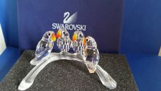 Swarovski - lovebirds