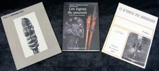 Les signes du pouvoir, of Manuel L. Rodriges & Roland Kaer  1992  - French   - Le M' Boueti des Mahongoue, of Claude Roy 1967 - French - RES  2, of Guideri & Pellizi 1981 - English