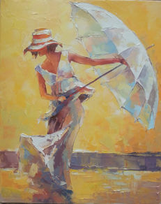 Martinchuk Uriy - White Umbrella