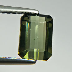 Yellowish Green Tourmaline - 1.64 ct