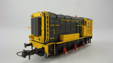 "Roco H0 - 43396 - Diesel electric shunting locomotive series 500/600 ""Bakkie/Hippel"" of the NS, no.622"