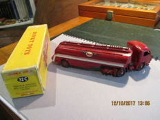 Dinky Toys-France - Scale 1/48 - Panhard tractor with semi-trailer tank 'Esso' No.32c
