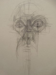 Alberto Giacometti - The Face