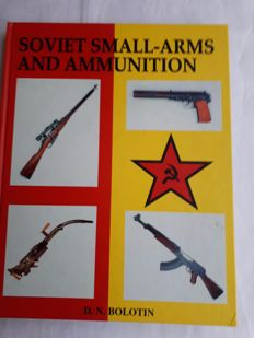 David Naumovich Bolotin - Soviet small-arms and ammunition - 1995
