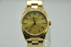Rolex - Oyster Perpetual Airking Precision - Ref. 5520 - Men - 1980-1989