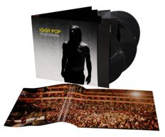Iggy Pop ~ Post Pop Depression Live Royal Albert Hall ~ Limited To 6000 copies Worldwide
