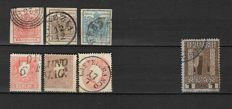 Austria 1850/1937 - A collection on stock Pages