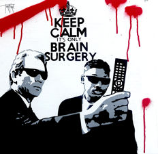 Truteau - Keep Calm it's Only Brain Surgery