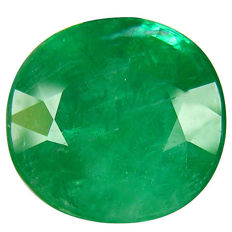 Emerald 6.36 Carat - No reserve prive