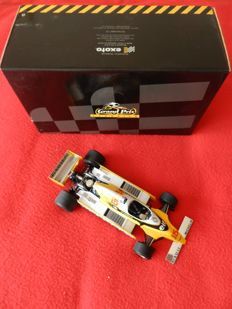 Exoto - Scale 1/18 - Renault RE-20 Turbo F. 1 #15