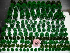 Scenery H0 - Lot with 172 trees