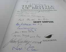 Geoff Simpson - A Dictionary of The Battle of Britain - 2009