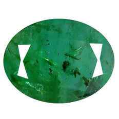 Emerald 1.50 Carat - No reserve prive
