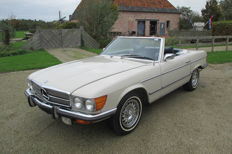 Mercedes-Benz - 350 SL W107 - 1972