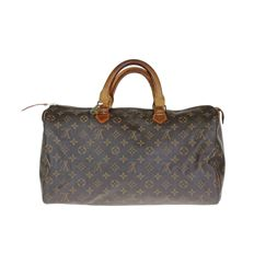 Louis Vuitton - Monogram Speedy 40 vintage handbag