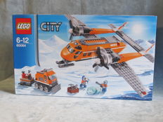 City - 60064 - Arctic Supply Plane