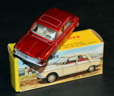 Dinky Toys-France - Scale 1/43 - Peugeot 204 Berline No.510