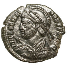 Roman Empire - Julian II. (360/361-363) AE Follis, Siscia