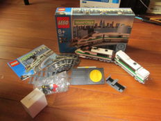 LEGO - 4511 - High Speed Train