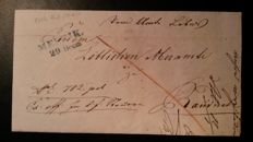 Austria - letter collection of Pre-adhesive mail and postal stationary