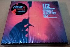 Super Pack Anthology For Fans And Collectors Of U2 - U2 War - U2 Live - Cd & Dvd: Under A Blood Red Sky - U2 The Unforgettable Fire - U2 October - Cd Re-Mastered Audio , And Much, much more