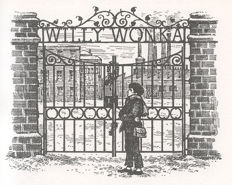 Roald Dahl - The Complete Adventures of Charlie & Mr. Willy Wonka - 1978