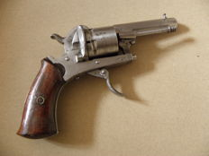 Pin fire revolver type 'GUARDIAN AMERICAN MODEL OF 1878 '