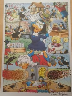 Rosa, Don - Signed Print - Magica DeSpell