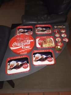 Wonderful Coca Cola collection