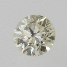 BEAUTIFUL 0.20 CT BRILLIANT CUT DIAMOND L – SI2 NO RESERVE PRICE.