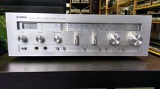 Yamaha CR 420 receiver in neat and good functioning condition.