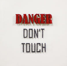 Alessandro Padovan (Drill Monkeys Art Duo) - DANGER