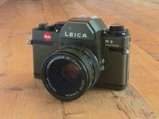 LEICA R3 Safari + Leitz Summicron 1:2/50mm