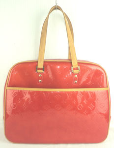 Louis Vuitton - Monogram Vernis Sutton Tote Shoulder Bag