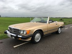 Mercedes-Benz - 560 SL - R107 - 1987