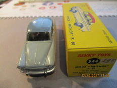 Dinky Toys-France - Scale 1/43 - Simca Aronde P60  No.544