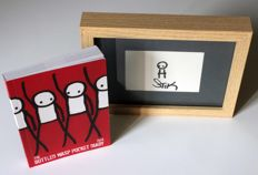 Stik - Doodle & The Bottled Wasp Pocket Diary (2014)