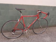 Freddy - racing bicycle - Campagnolo retro style m 53