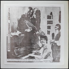 The Beatles ‎– Don't Pass Me By (Very Rare Unofficial 'CBM' Pressing '2 x Vinyl LP' From 1973 With Colored Labels As New )
