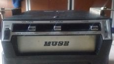 Muse - 8 track car radio
