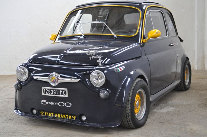 Fiat - 500 Abarth 695 Replica - 1974 - Catawiki