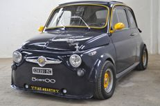 Fiat - 500 Abarth 695 Replik - 1974