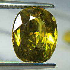 Sphene - 3.48 ct