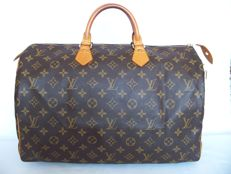 Louis Vuitton - Speedy 40 + LV padlock (335) with 2 keys -*No Minimum Price*