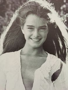 Unknown photographer / Press photos - Brooke Shields, 1978