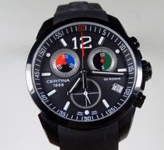 Certina DS Rookie - Black Beauty - 100 Meters - 2010 - NOS - Men's Chronograph