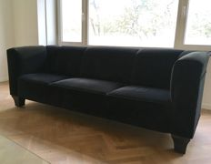 Josef Hoffman by Wittmann - 'Stoclet' sofa
